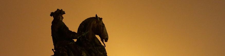 Prinz-Eugen-Statue