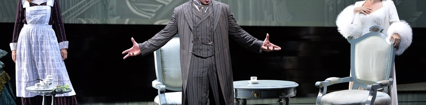 Günther Groissböck als Baron Ochs