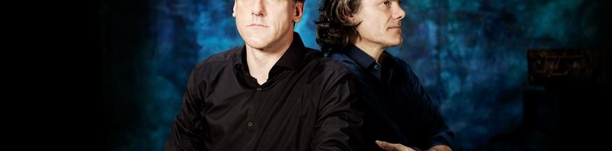 Günther Groisböck, Bass; Gerold Huber, Klavier
