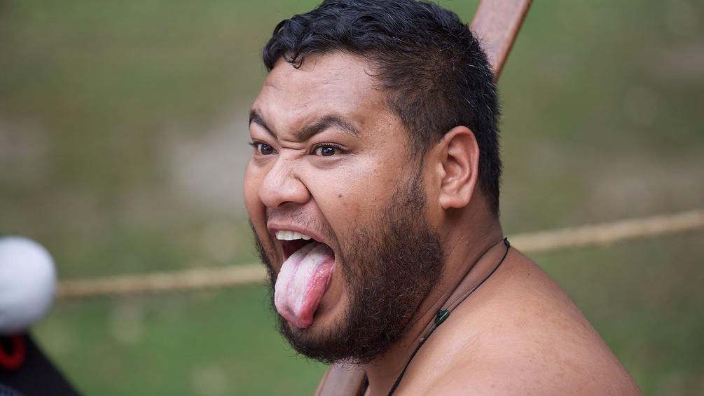 Ein Maori