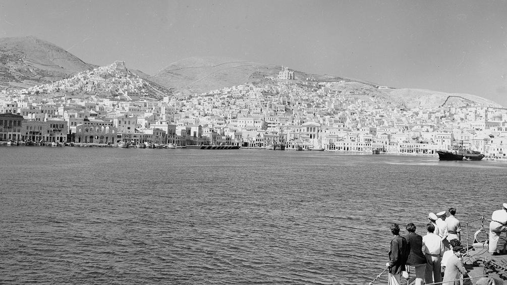 Griechische Insel, 1947