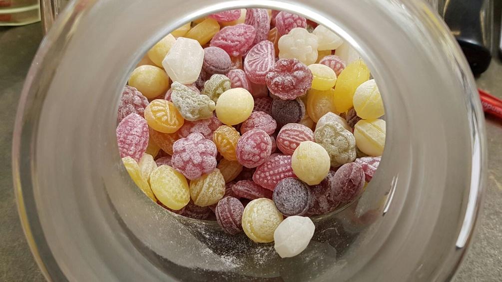 Gemischte Zuckerl
