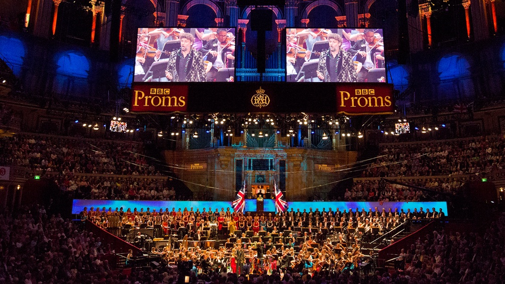 Night of the Proms in The Royal Albert Hall