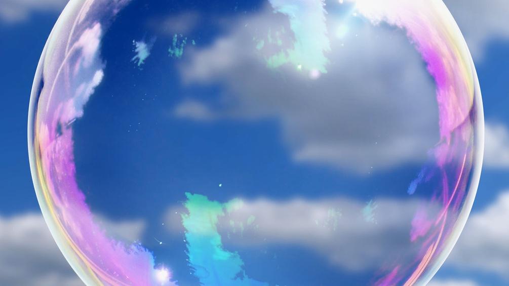 Seifenblase und Wolken, Festivalsujet