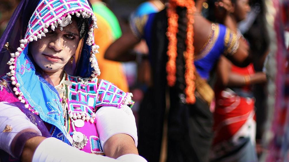 Transgender-Person in Indien