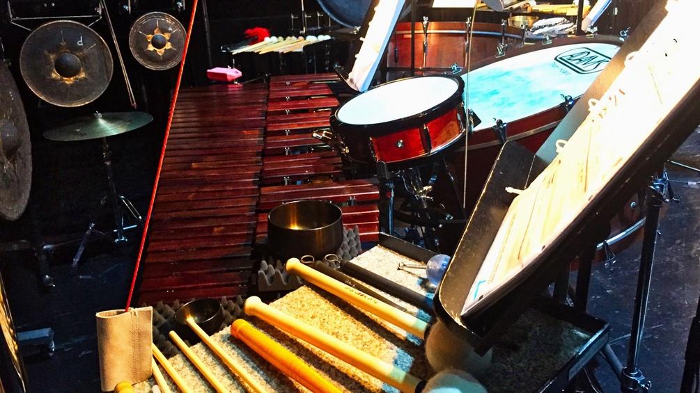 Instrumentenarrangement