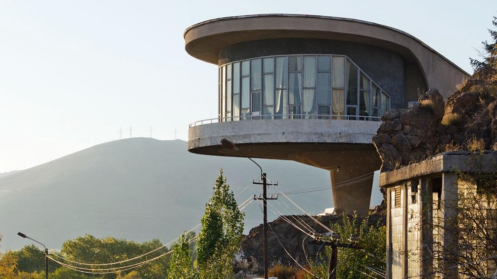 Haus der Dichter in Yerewan