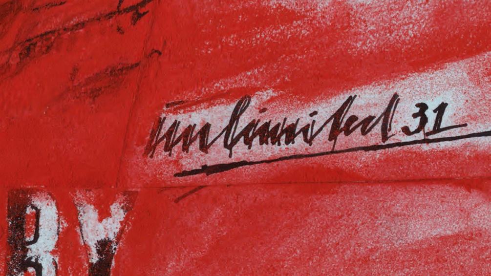 """Schriftzug """"unlimited 31"""""""