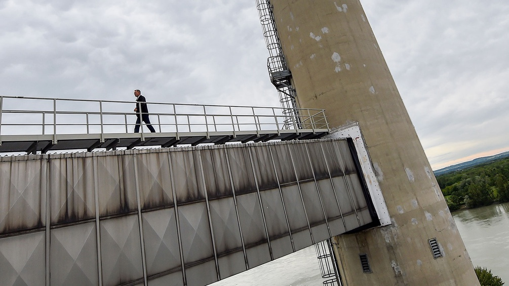 Atomkraftwerk Zwentendorf