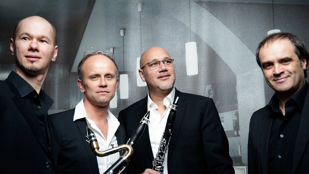 Musiker der Vienna Clarinet Connection