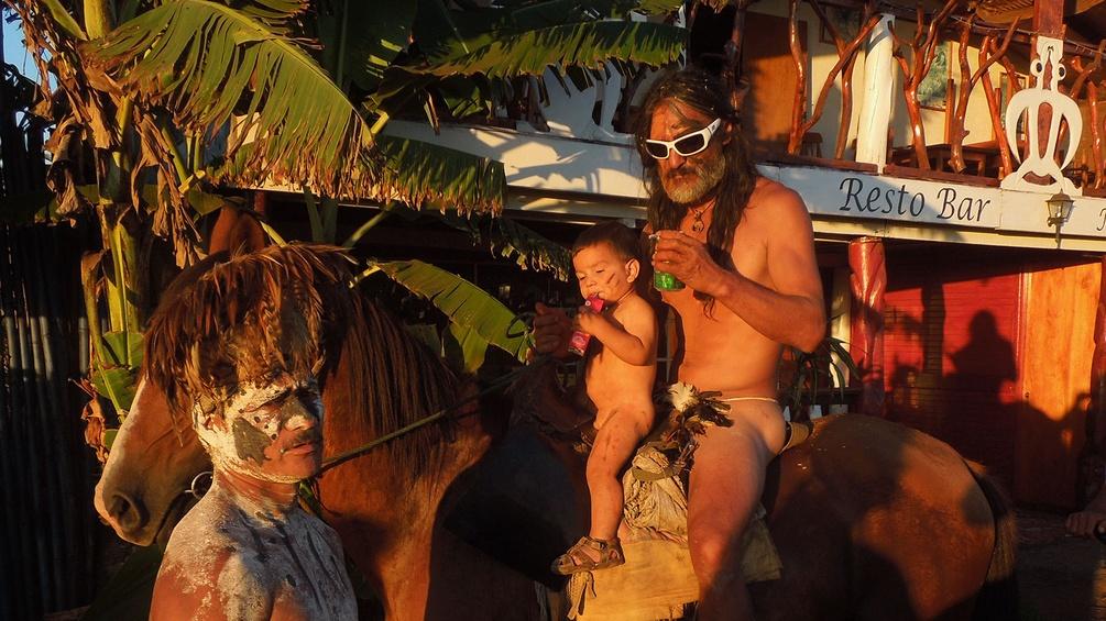 Tapati-Fest auf der Osterinsel