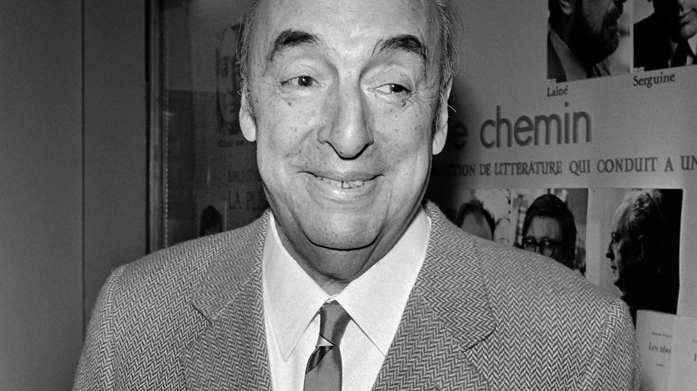 Pablo Neruda Gedichte Aus Dem Nachlass So 04 02 2018