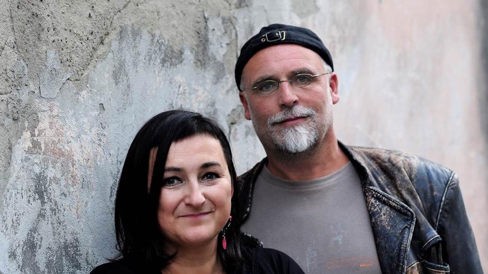 Porträt von Gabriela und Uwe von Seltmann