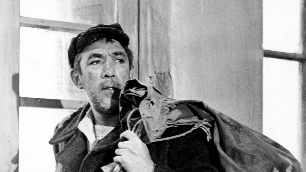 Anthony Quinn als Alexis Sorbas