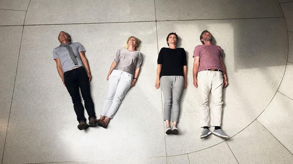 Gernot Rath, Ilse Amenitsch, Elke Tschaikner und Christian Scheib