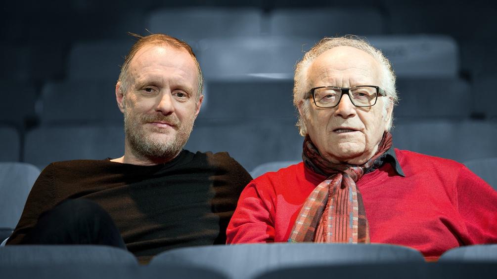 Christoph und Ernst Grissemann