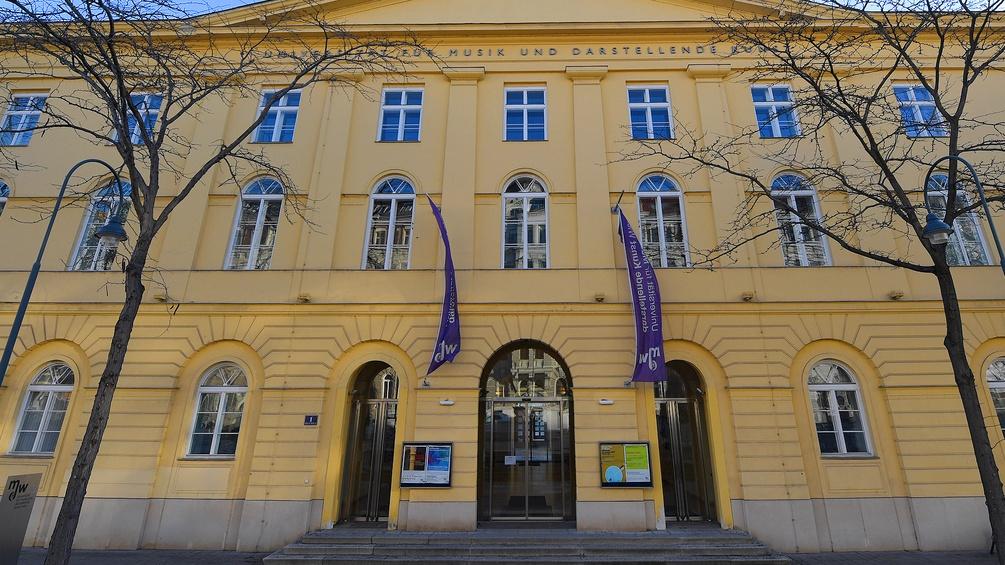 Die Musikuniversität Wien