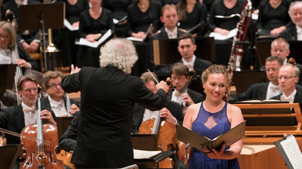 Berliner Philharmoniker, Sir Simon Rattle, Elsa Dreisig