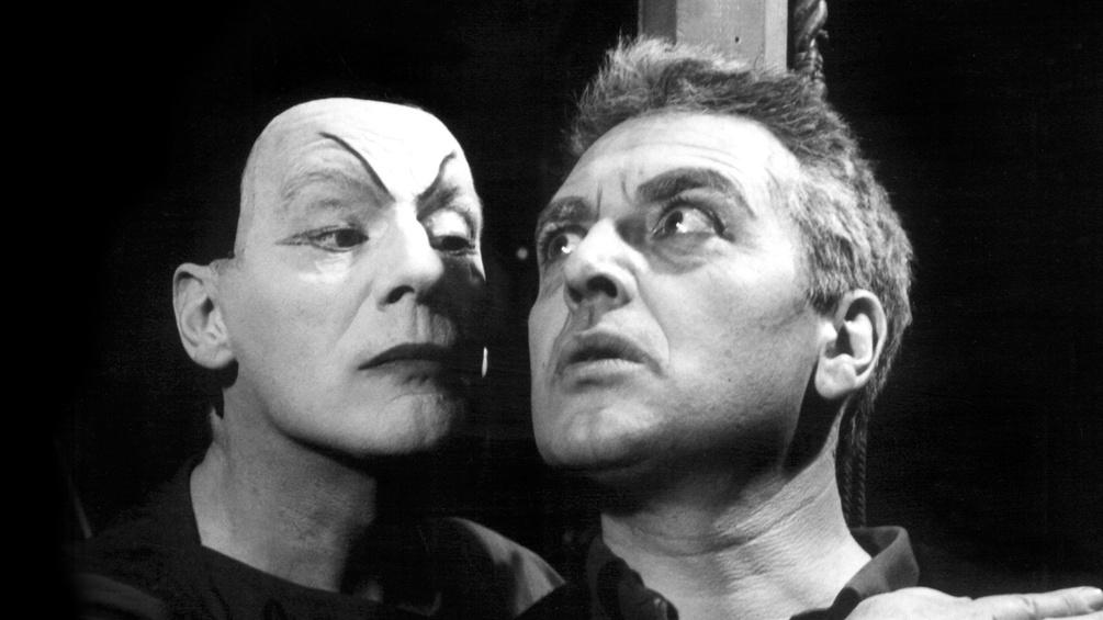 Faust und Mephisto