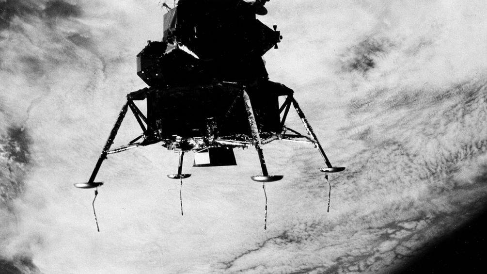 Apollo-9-Mond-Modul