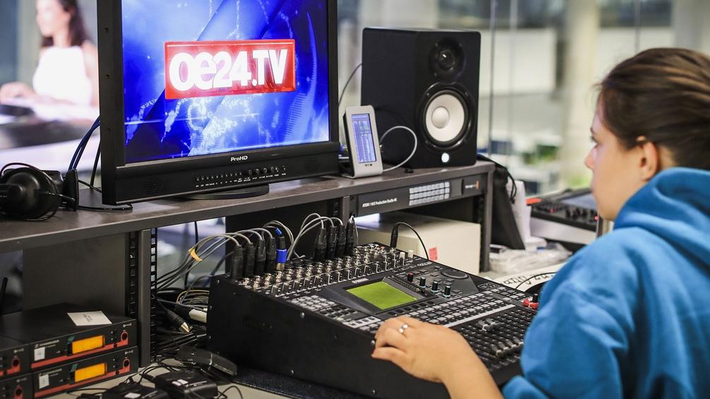 oe24.tv-Schnittplatz
