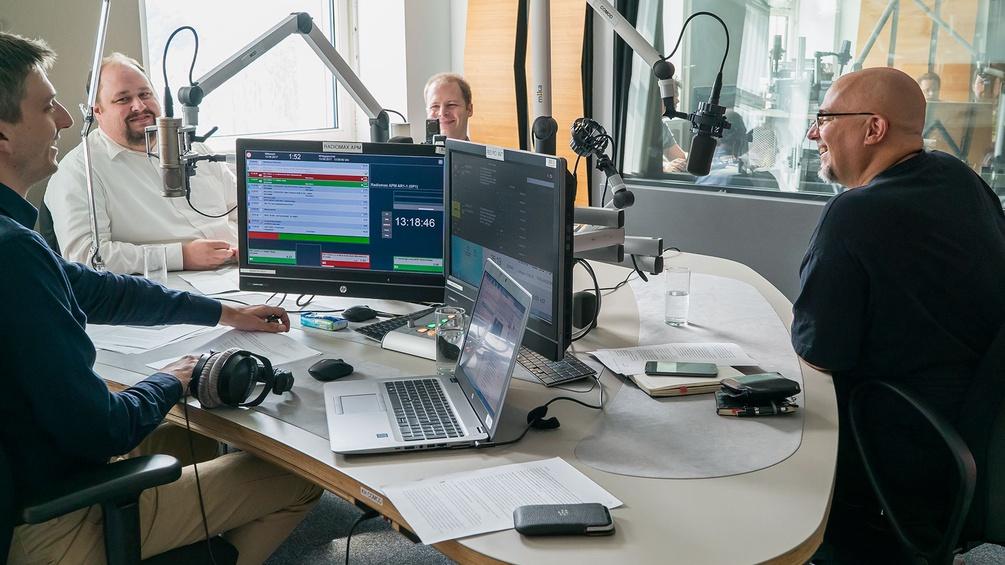 Xaver Forthuber und Gäste im Studio