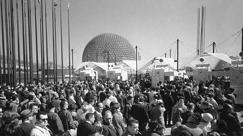 Montreals Expo 1967