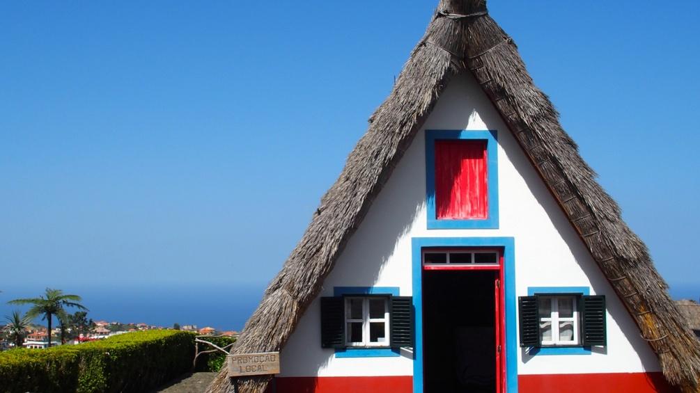 Madeirisches Haus