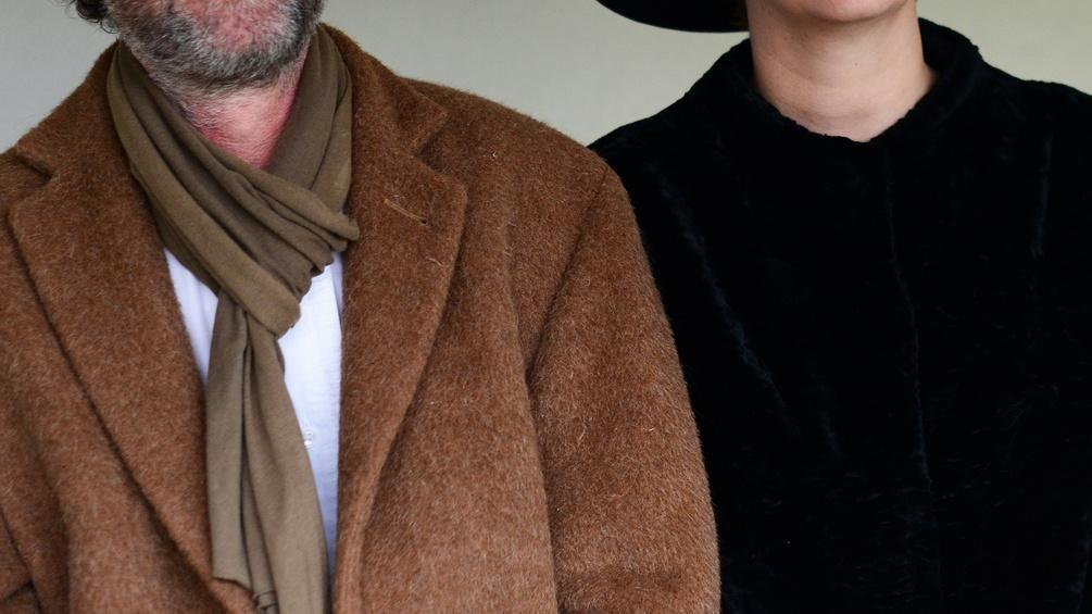 Christian Scheib und Elke Tschaikner