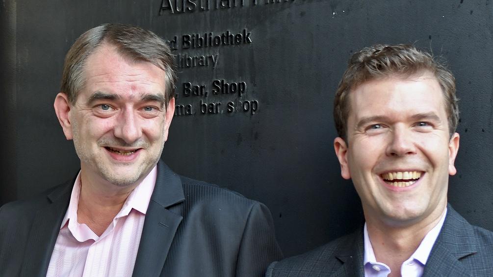 Alexander Horwath und Michael Loebenstein