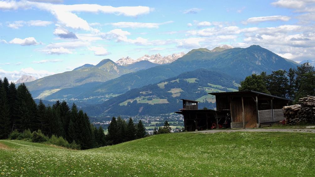 Unterwegs im Gailtal und in den Karnischen Alpen