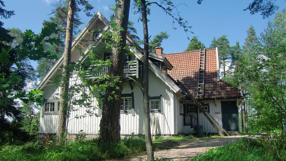 Haus der Familie Sibelius