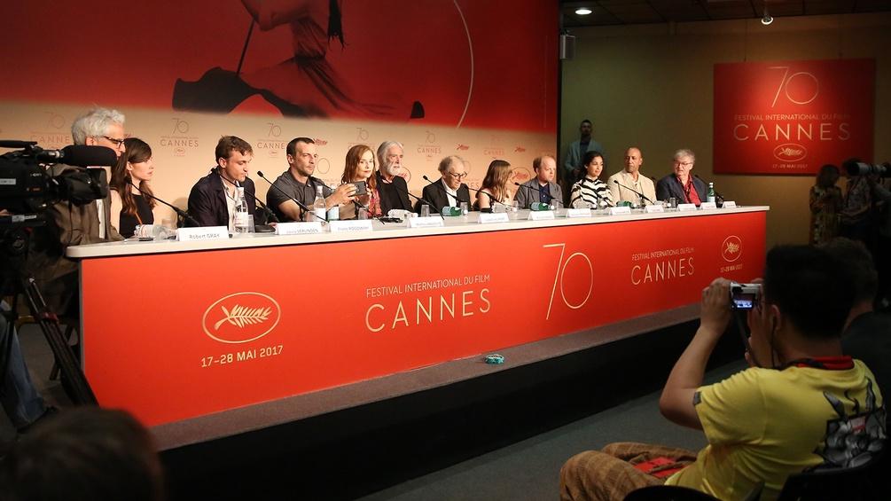 """Team des Films """"Happy End"""""""