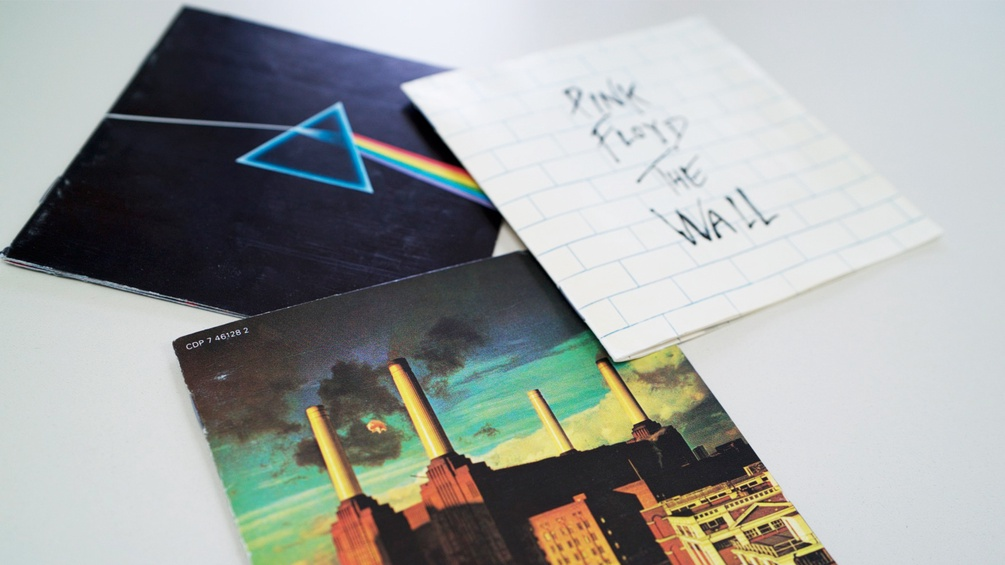 Pink Floyd Cd Cover