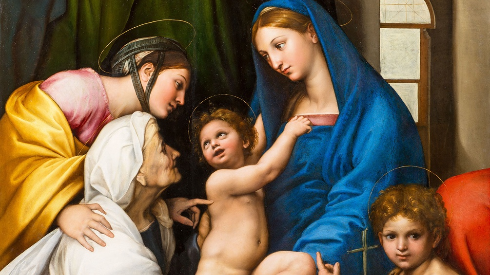 Madonna dell'Impannata, 1511