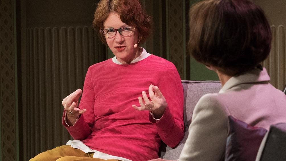 Ulrike Guerot und Renata Schmidtkunz im Gespräch