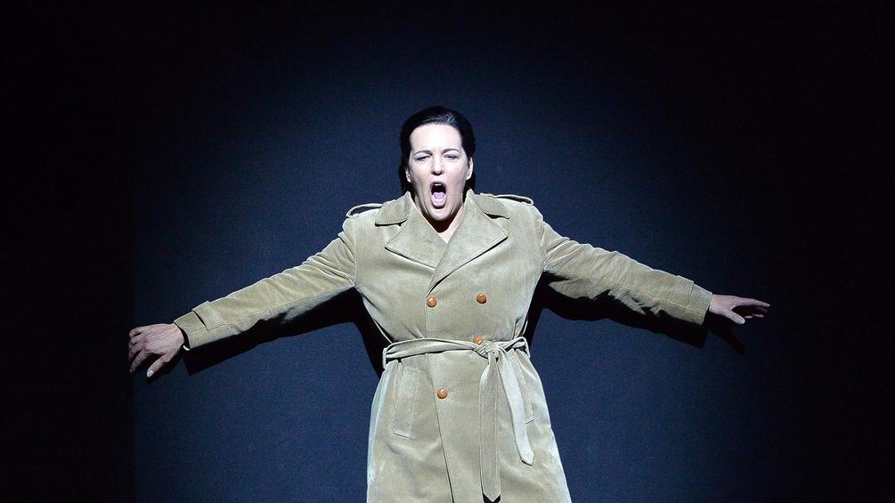 Adrianne Pieczonka auf der Opernbühne