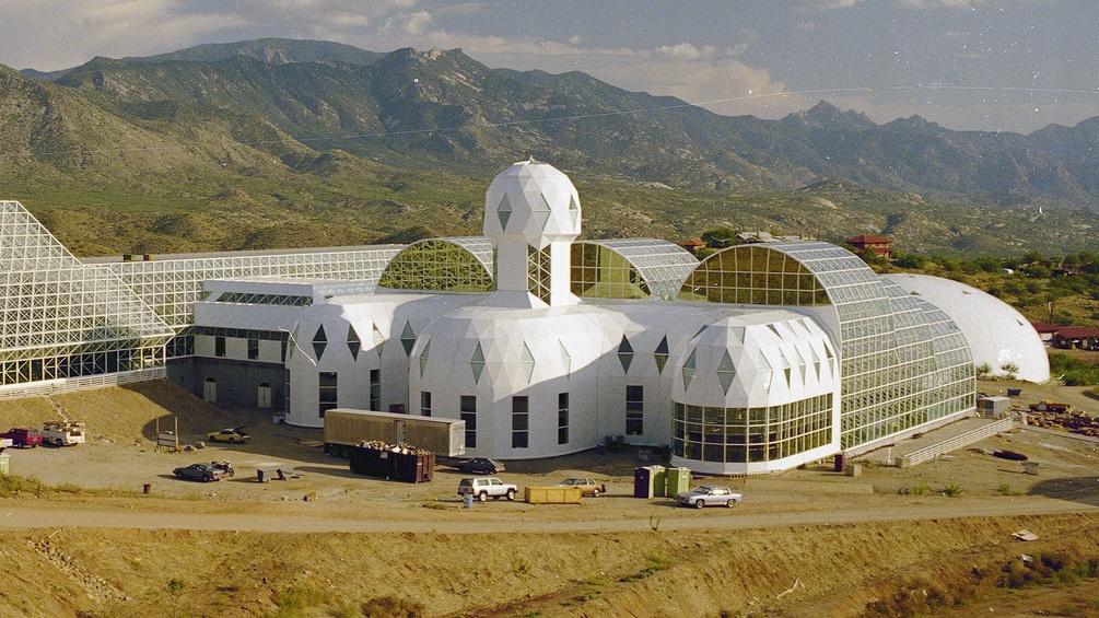 Biosphere, 1991