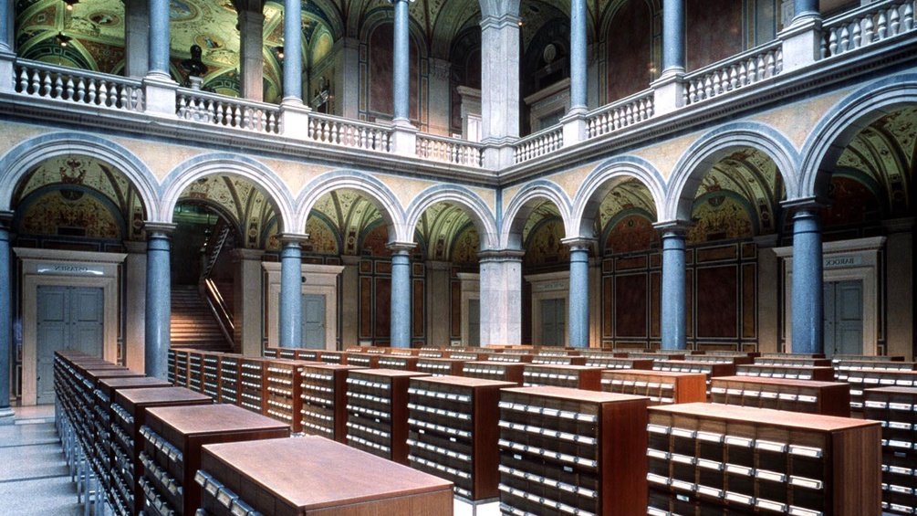Digitalisierung an Bibliotheken