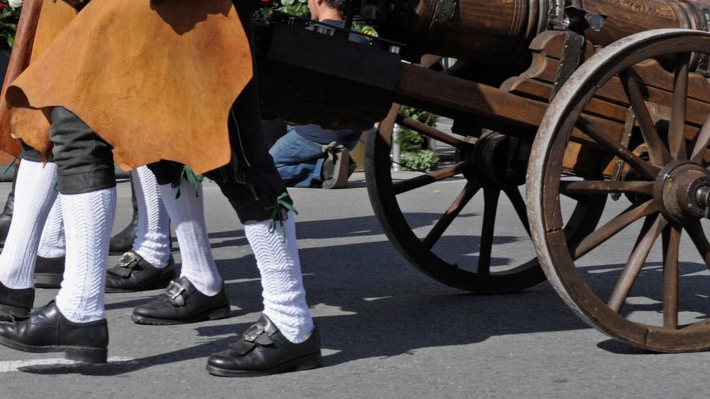 Landesfestumzug zum Andreas-Hofer-Gedenkjahr