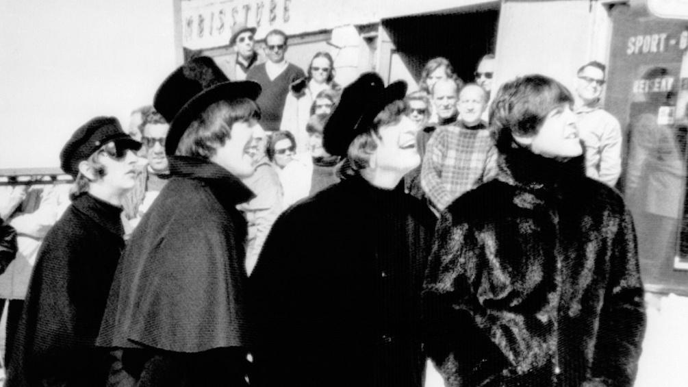 Beatles in Obertauern