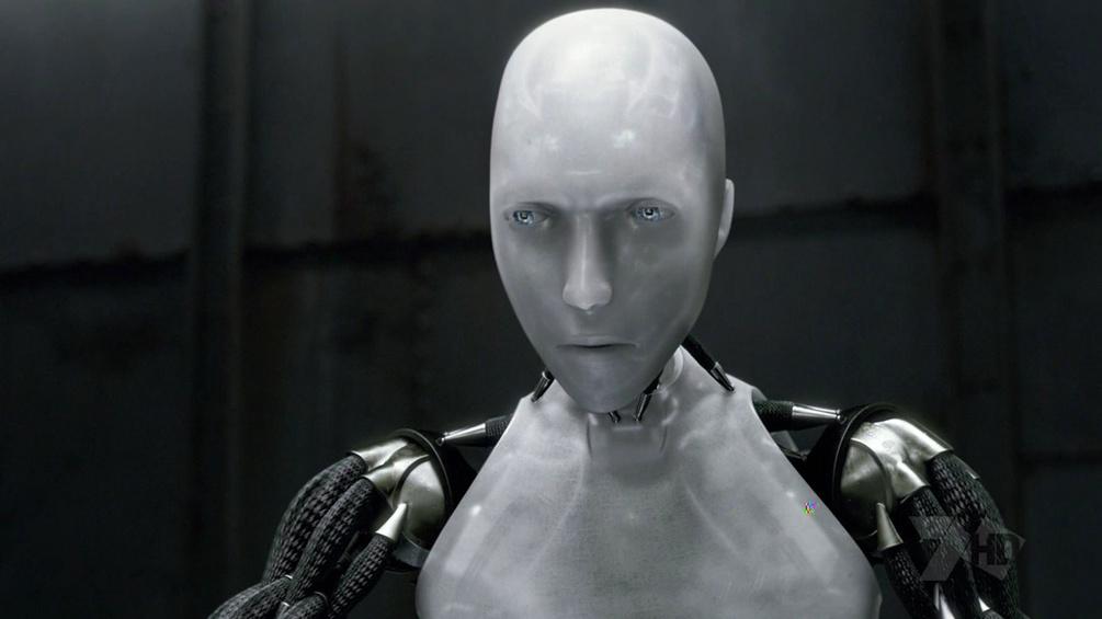 "Roboter aus ""I, Robot"""