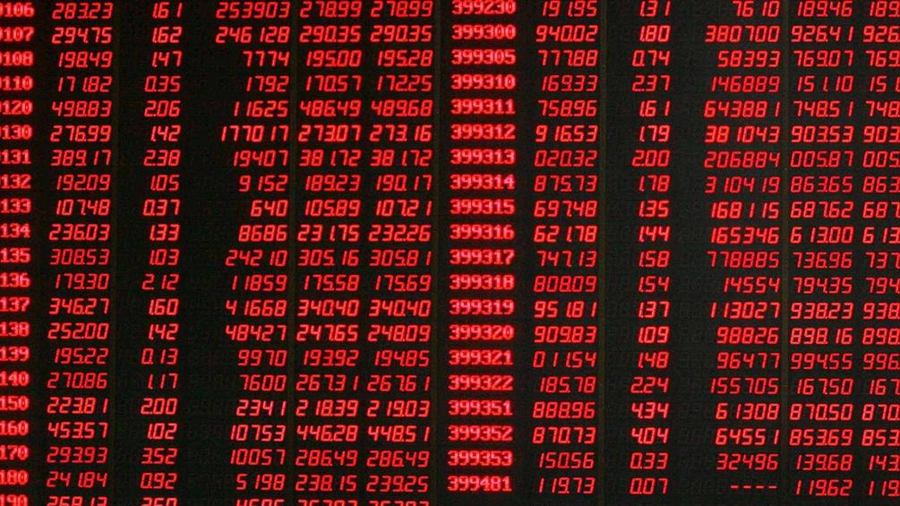 Stock-Index-Board