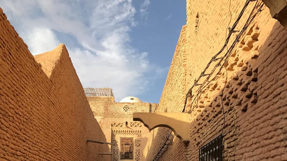 Altstadt in Tunesien