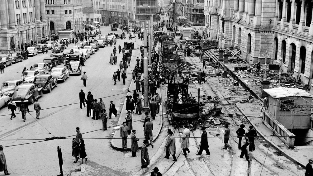 Unruhen in Bogota, 1948