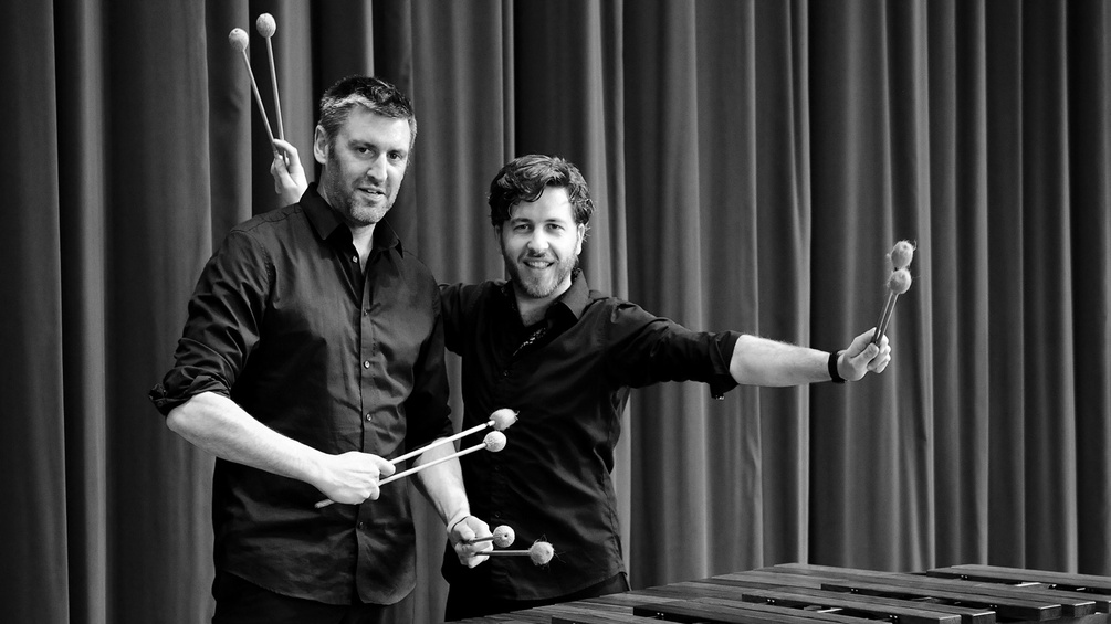 Dan Townsend und Aron Leijendeckers