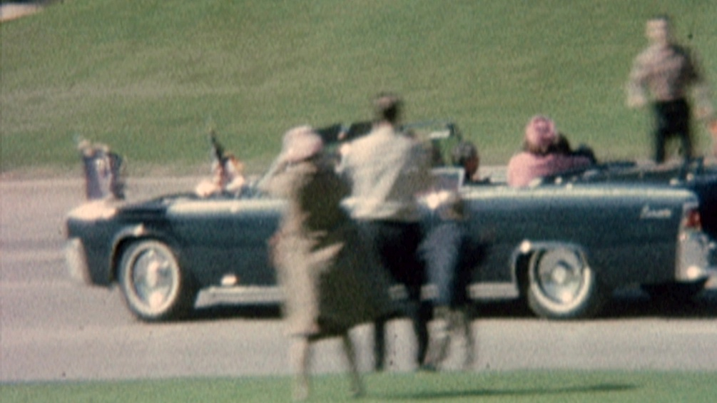 Ermordung John F Kennedy