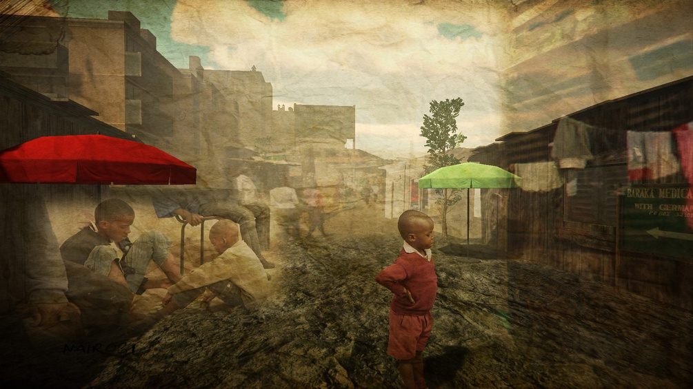 Screenshot Spielende Kinder