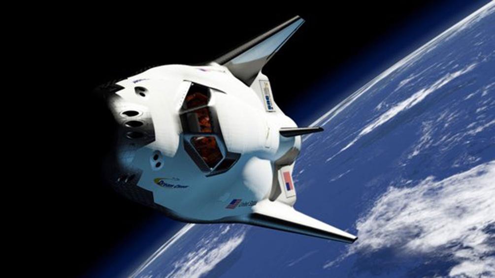 """Das Raumschiff """"Dream Chaser"""""""