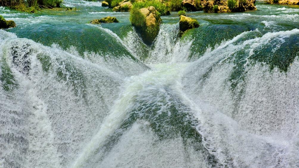 Huangguoshu Wasserfall in China